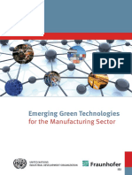 Institute Emerging Green Trends Future of Manufacturing