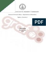 1-vectoreVECTORES Practica Complemens 2013
