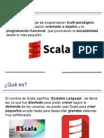 Lenguaje de Programacion Scala