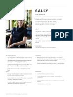 SAP Fiori Persona Example