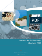 State of the Environment - Maldives 2011