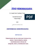 4.-Enfermedad Hemorroidaria 2010