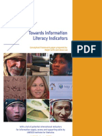 Manual for Information Literacy