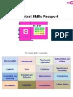 pd central skills passport 14 15
