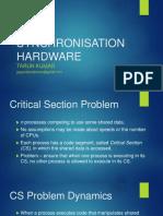 Synchronisation Hardware