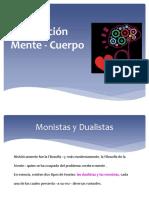 3º Clase - Relación Mente-Cuerpo