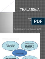 PPT Thalassemia