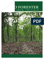Field Forester Nov 2015 - January 2016