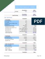 Welding Cost Estimator Pub