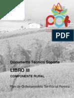 DTS LIBRO III Componente Rural