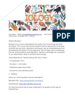 biology j term