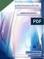 Derivatives Report 28april
