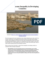 Causes of Income Inequality in Developing Countries.pdf