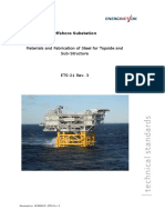 13-90242-5 ETS - 21 Materials and Fabrication of Steel for Topside and Substructures