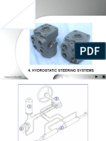 T04 Hydrostatic Steering Systems