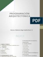 Programacion Centro Deportivo