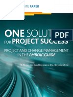 Wht Paper_1 Solution 4 Project Success