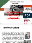 Violencia Política y Social (3)