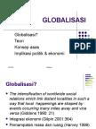 Globalisasi-Ekonomi Politik