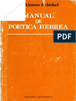 ALONSO SCHÖKEL-Manual de Poética Hebrea-1987