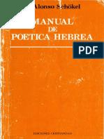 ALONSO SCHÖKEL-Manual de Poética Hebrea-1987
