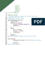 3 - Função Remover Elemento No Inicio Da Lista.cpp