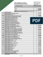 Lista Generala de Pret BLANCO 2016 25.04.2016 - Accesorii Mobila Roxy Mob