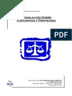 Legislacion Explosivos PirotecniaA4 Nov2005
