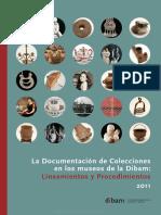 Documentacion de Colecciones en Museos