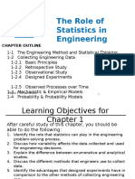 The Role of Statistics in Engineering