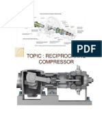 Reciprocating Compressors Detailed Explanation