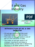 indian oil & gas