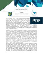 Consejo de Derechos Humanos- Ucrania