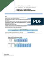 04 Tugas DP_Model Operasi Waduk_Irigasi Dan Banjir (Rosita)