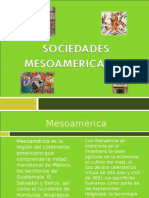 Culturas Mesoamericana.