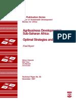 Agribusiness Development in Sub-Saharan Africa.pdf