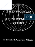 The World A Department Store - A 20th Century Utopia
