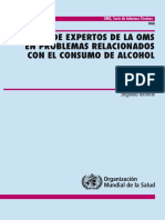 Expert Committee Alcohol Trs944 Spanish