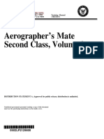 Aerographer's Mate Second Class, Volume 2