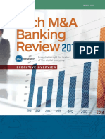 451 TechMA BankingReview 2014 ExecOverview
