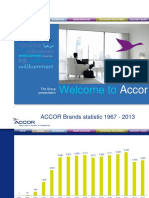 Welcome to Accor June 2014 MIS UPDATE