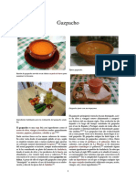 Everything About Gazpacho