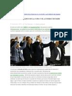 Acuerdo de Paris - Medio Vaso
