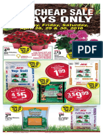 Seright's Ace Hardware Dirt Cheap Sale Event