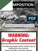 decomposition ppt