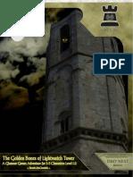 The Golden Bones of Lightwatch Tower