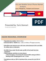 Smart Phone Market Analysis ASEAN 2013