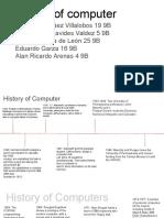history of computing 9b