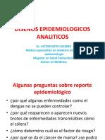Semana 8 Diseños Epidemiologicos Analiticos