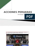 Mercado Financiero Peruano